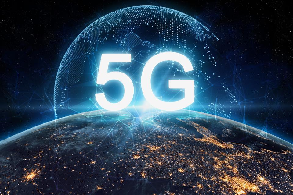Transmisión de fibra óptica 5G